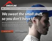 sweatline
